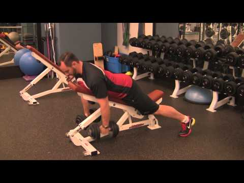 Batwing Rows Exercise Com