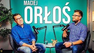 Maciej Orłoś szczerze o TVP, karierze na YouTube i księżach, którzy nie potrafią przemawiać.
