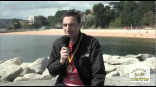 Entrevista a Jose Manuel García campeón de España de pesca submarina 2011