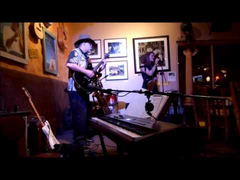 Back To Black - Janelle and Bob Blunn at The Range Cafe