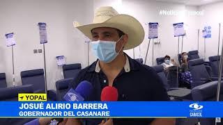 BALANCE POSITIVO A(H1N1) EN CASANARE