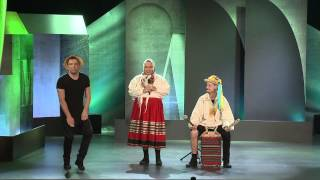 Kabaret Ani Mru-Mru - Piosenka ludowa (Official HD, 2014)