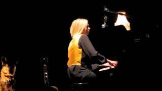 Anna Ternheim - Shoreline - live Berlin Babylon 15.2.2012