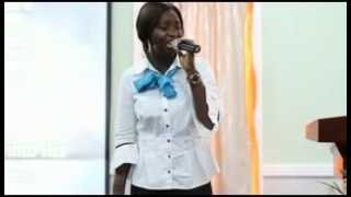 'Im running to the mercy seat' sung by Anu: Friends of God Fellowship Choir 070413