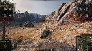 WZ-131 / 10 фрагов / Карелия – Стандартный бой