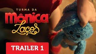 Trailer - Turma da Mônica Laços, O Filme | 27 de junho, nos cinemas!