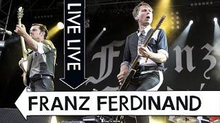 Franz Ferdinand @ Gurtenfestival 2014 - 1080 HD