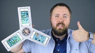 Смотреть онлайн Можно ли сделать спиннер из айфонов