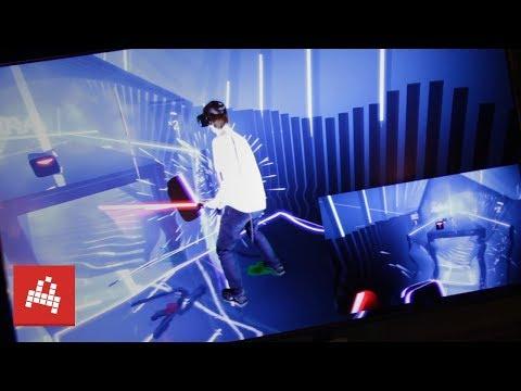 Přichází nový hit Beat Saber pro VR od tvůrců Chameleon Runu