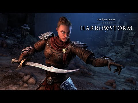 The Elder Scrolls Online - Harrowstorm Gameplay Trailer