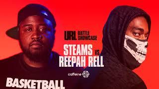 STEAMS VS REEPAH RELL TRAILER | URLTV