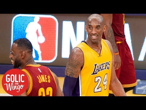 a6373f15e07a The  brilliant wizardry  of Kobe Bryant s comments on LeBron James