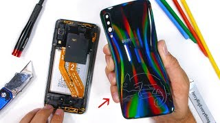 Samsung Galaxy A50 Teardown! - Did something crack inside?