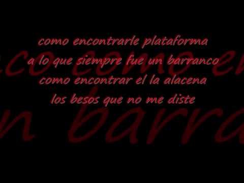 Ricardo Arjona-El Problema letra lyrics