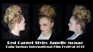 Red Carpet Style: Janelle Monae