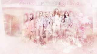 (認聲/中字) EXID(이엑스아이디) - WHOZ THAT GIRL Part.2