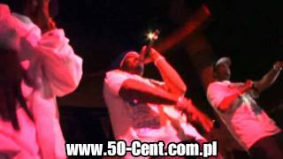 "50 Cent & G Unit & Young Buck performing "" I'll Still Kill "" live ( X Bar - Bronx - NY ) [HD]"