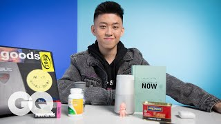 Video 10 Things Rich Brian Can't Live Without | GQ MP3, 3GP, MP4, WEBM, AVI, FLV Agustus 2019