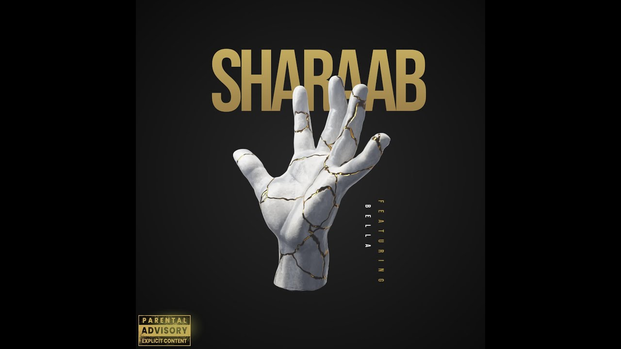 """M zee Bella Drops another single track Titled """"sharaab"""". This song is sung by M zee bella and music produced by Yung J Beats. In this article you will get M zee bella sharaab lyrics in hindi."""