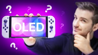 Nintendo Switch OLED - 15 Questions Answered!