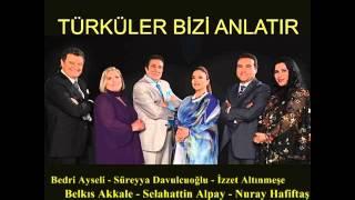 Çeşitli Sanatçılar - Türküler Bizi Anlatır (2013)