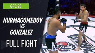Umar Nurmagomedov vs Braian Gonzalez, GFC 20 (FULL FIGHT)
