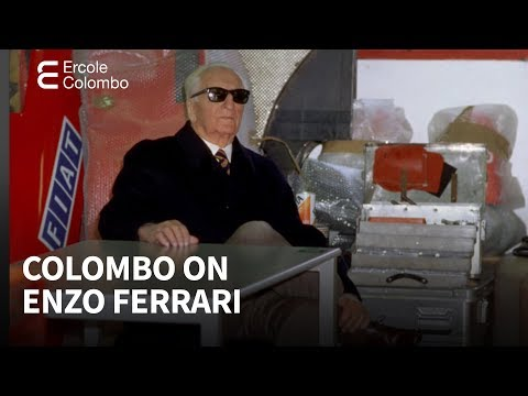 What was the founder of Ferrari like? - Enzo Ferrari remembered by Ercole Colombo