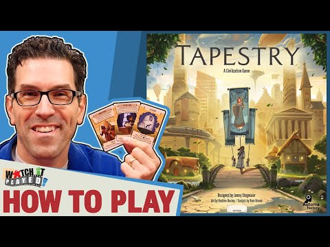 Tapestry - How To Play