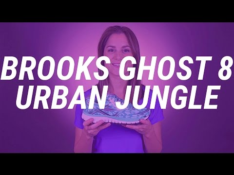Fit Expert Review: Women's Brooks Ghost 8 Urban Jungle