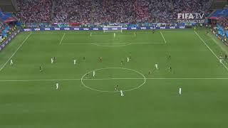 Compact Defending Analysis Clip 9 - FIFA World Cup™ Russia 2018