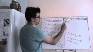 Lineární rovnice s parametrem 2 - příklad 2