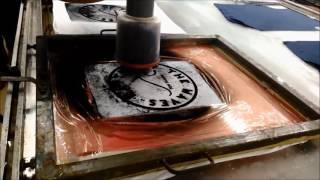 Garment Flock Printing