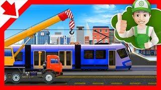 Kereta api Anak. Mobil Kartun bahasa indonesia. Film Kartun pendidikan. Kartun Mobil cars.