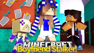 Minecraft Little Carly-LITTLE KELLYS BOYFRIEND DRIVES ME CRAZY!!