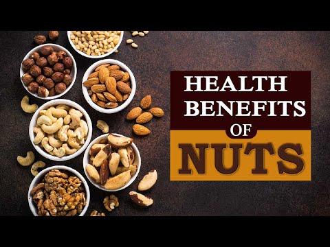 Health Benefits Of Nuts | Healthfolks