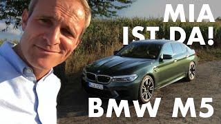 Matthias Malmedie   BMW M5   MIA ist da!