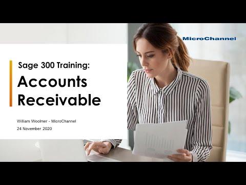 Sage 300 Accounts Receivable | Customise AR module & track customer transactions