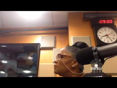 Mo'Nique Reads Charlamagne Tha God During Breakfast Club Interview