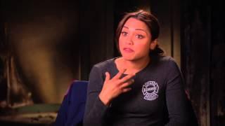 Monica Raymund  Season Finale Interview