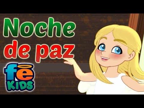 Noche De Paz, Juana, Villancico Animado - Vídeo Oficial