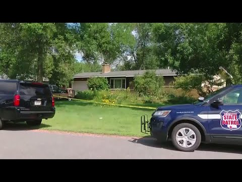 Authorities in Wisconsin say four people are dead and two others wounded after shootings at homes in two communities. The shooter was also found dead at one of the houses. (July 29)