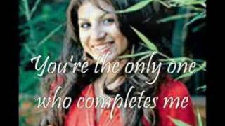 Paula DeAnda- Wanna Be With You WITH Lyrics