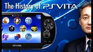 PS Vita Documentary: The History of Sony's Coolest Failure.