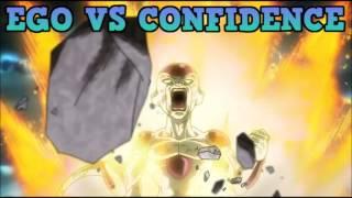 Ego Vs Confidence