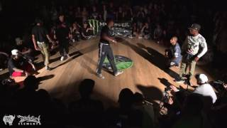 Full Force vs Monster Team Final Style Elements Crew 22nd Anniversary YAK FILMS