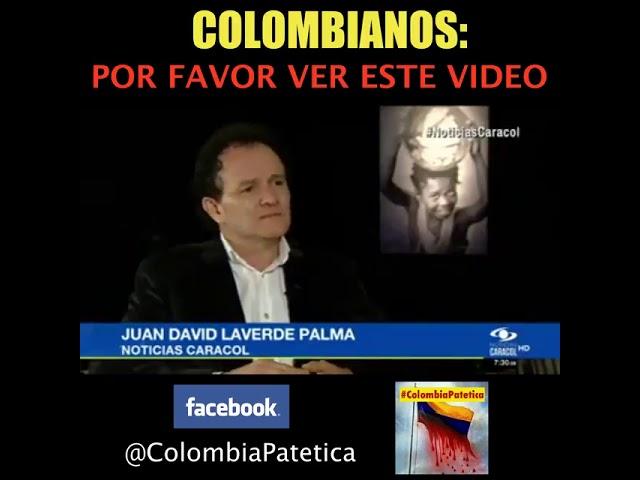 Colombia patética