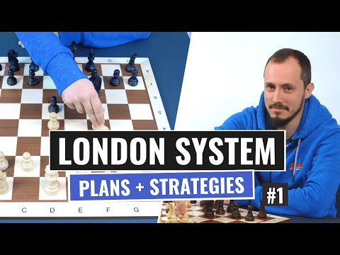 The London System   Basic Plans, Ideas & Strategies   Chess Openings   IM Andrey Ostrovskiy
