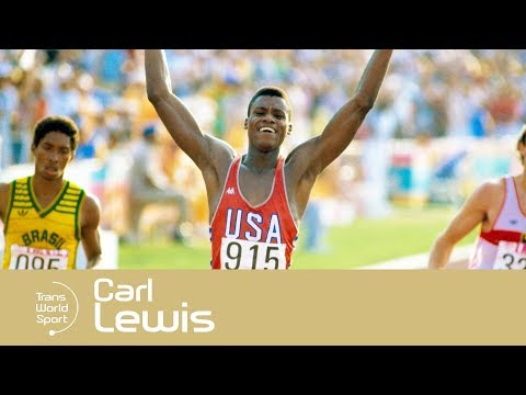 Sportsman of the 20th Century: Carl Lewis | Throwback Interview! | Trans World Sport