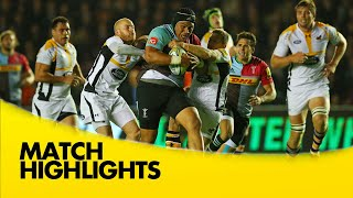 Harlequins v Wasps | Last time they met at The Stoop