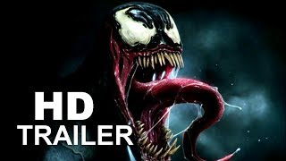 VENOM (2018) Official Trailer HD